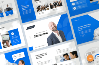 Business Consulting Google Slides Presentation Template
