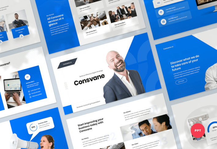Business Consulting PowerPoint Presentation Template