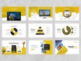 Construction & Building Presentation Infographics Slide