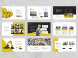 Construction & Building Presentation Services Slide