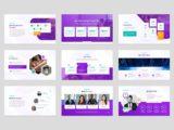 Cryptocurrency & Bitcoin Presentation Team Slide