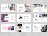 Digital Marketing Agency Presentation About Us Slide