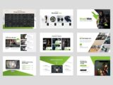 Fitness Gym Presentation Mockups Slide Slide