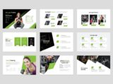 Fitness Gym Presentation Services Slide