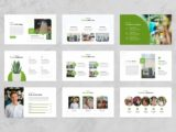 Garden & Landscaping Presentation Services Slide