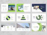 Insurance Agency Presentation Infographics Slide