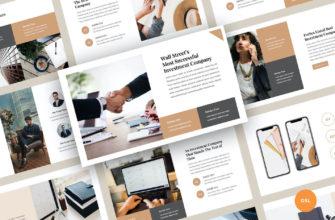 Investments Google Slides Presentation Template