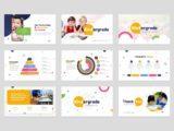 Kindergarten & Preschool Presentation Infographics Slide