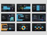 Movie Studio & Film Maker Presentation Mockups Slide