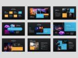 Movie Studio & Film Maker Presentation Services Slide