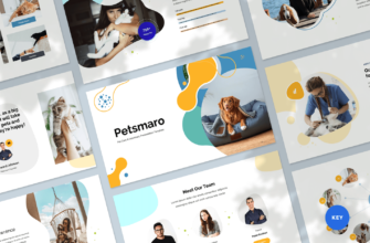 Pet Care & Veterinary Keynote Presentation Template