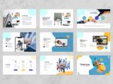 Pet Care & Veterinary Presentation Mockup Slide