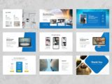 Plumbing Presentation Portfolio Slide