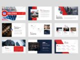 Political Election Campaign Presentation About Us Slide