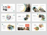 Senior Care Center Presentation Services Slide