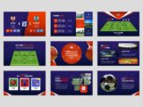 Soccer & Football Club Presentation Formation Slide