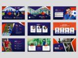 Soccer & Football Club Presentation Team Slide