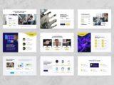Virus Education Presentation About Slide