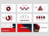 Webinar & Ecourse Presentation Infographics Slide
