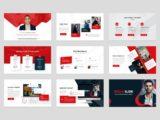 Webinar & Ecourse Presentation Mockups Slide