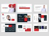 Webinar & Ecourse Presentation Webinar Agenda Slide