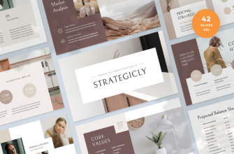 Business Plan Google Slides Presentation Template