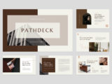 Pitch Deck & Business Presentation About Us Slide