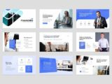 Investment & Finance Presentation About Us Slide