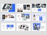 Investment & Finance Presentation Gallery Slide