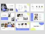 Online Education Presentation Student Project Slide