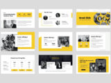 Project Proposal Presentation Service Slide