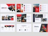 Construction & Building Presentation Process Slide