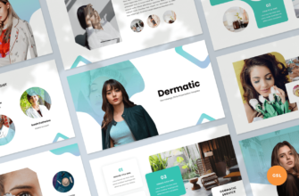 Dermatic – Dermatology Google Slides Presentation Template