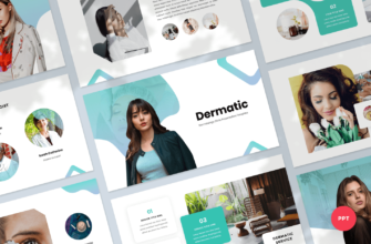 Dermatic – Dermatology PowerPoint Presentation Template