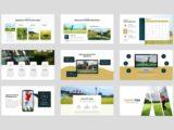 Golf Club Presentation Events Slide