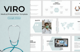 Viro – Medical Google Slides Presentation Template