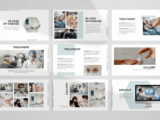 Medical Presentation Mockup Slide