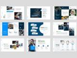 Client Welcome Guide Presentation Trend Slide