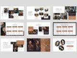 Coffee Shop & Cafe Presentation Offer Slide