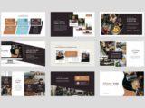 Coffee Shop & Cafe Presentation Thank You Slide