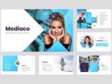 Media Kit Presentation About Slide