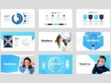 Media Kit Presentation Mockup Slide