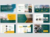 Wind & Solar Energy Presentation Portfolio Slide