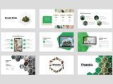 Cannabis Presentation Mockups Slide
