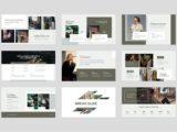 Influencer Media Kit Presentation Services Slide