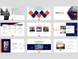 Logistics & Transport Presentation Mockups Slide