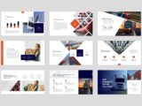 Logistics & Transport Presentation Services Slide