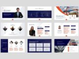 Logistics & Transport Presentation Team Slide