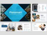 Marketing Plan Presentation Business Profile Slide