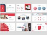 Pitch Deck Presentation Team Slide